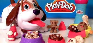 Moon Dough Puppies Review